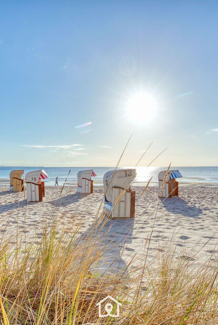Strandurlaub in Haffkrug an der Ostseeküste verbringen