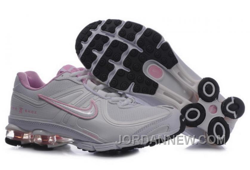 http://www.jordannew.com/womens-nike-shox-r4-shoes-grey-white-light-pink-best.html WOMEN'S NIKE SHOX R4 SHOES GREY/WHITE/LIGHT PINK BEST Only $77.65 , Free Shipping!