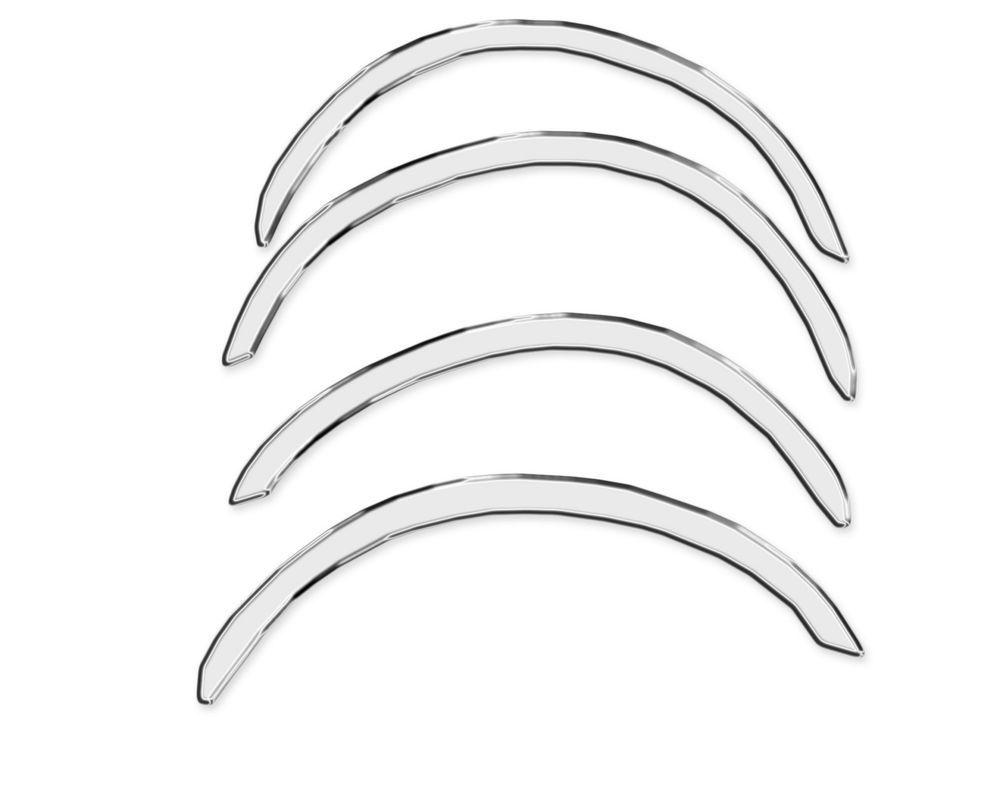 Wheel arches CHROME CHRYSLER PT CRUISER `2001-.. , Cover