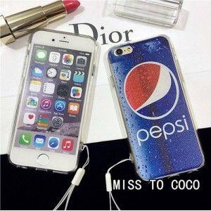 typisch coca muster tpu handyhlle fr iphone55s66s6plus - Handyhullen Muster