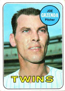 1969 Topps #121 Joe Grzenda Front