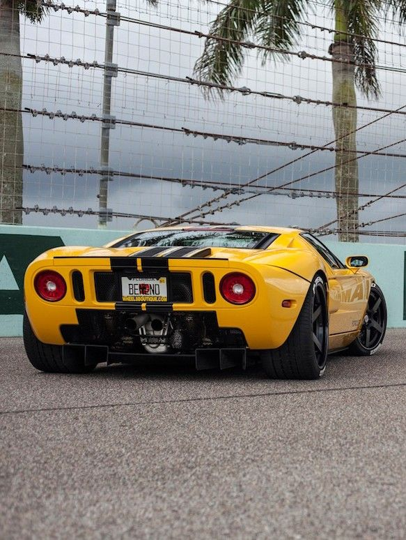 Ford Gt Ford Gt Super Cars Sports Car