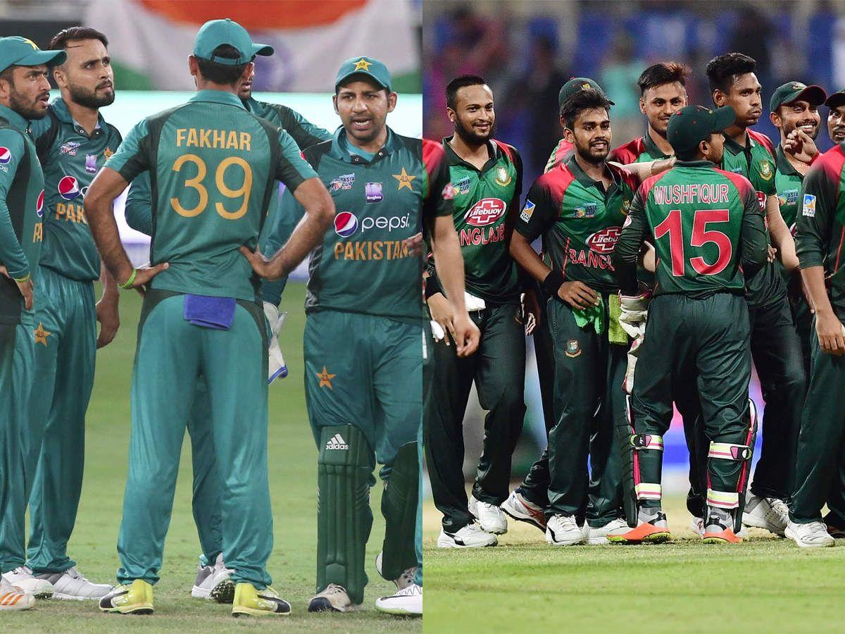 Live Cricket Score, Asia Cup 2018 Pakistan vs Bangladesh