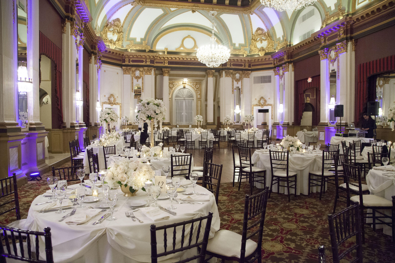 Wedding marquee decoration ideas  Belvedere Hotel Elegant Ballroom Reception  wedding ideas