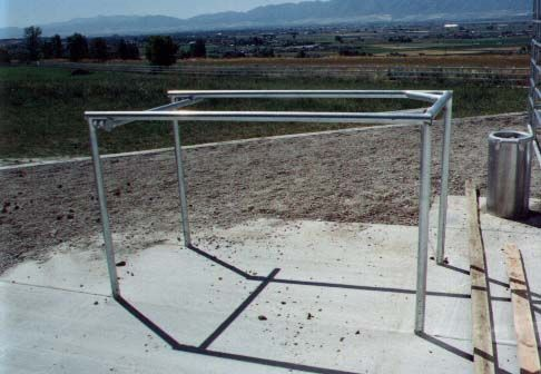 Horse Wash Rack Or Stall