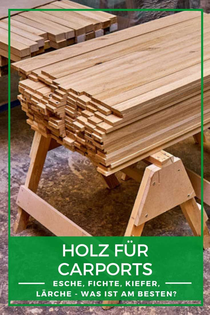 Welches öl Für Holz : holz carport modern welches ist das richtige holz f r ~ Watch28wear.com Haus und Dekorationen