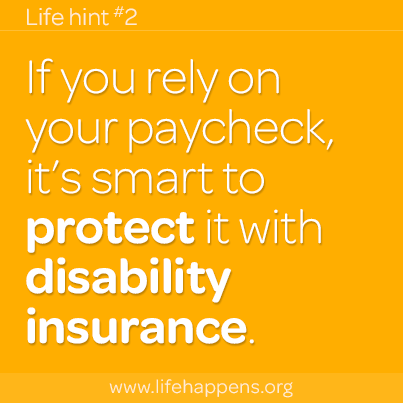 Disability Insurance Life Happens Disability Insurance Life