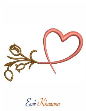 Heart border design also best and corner embroidery images rh pinterest