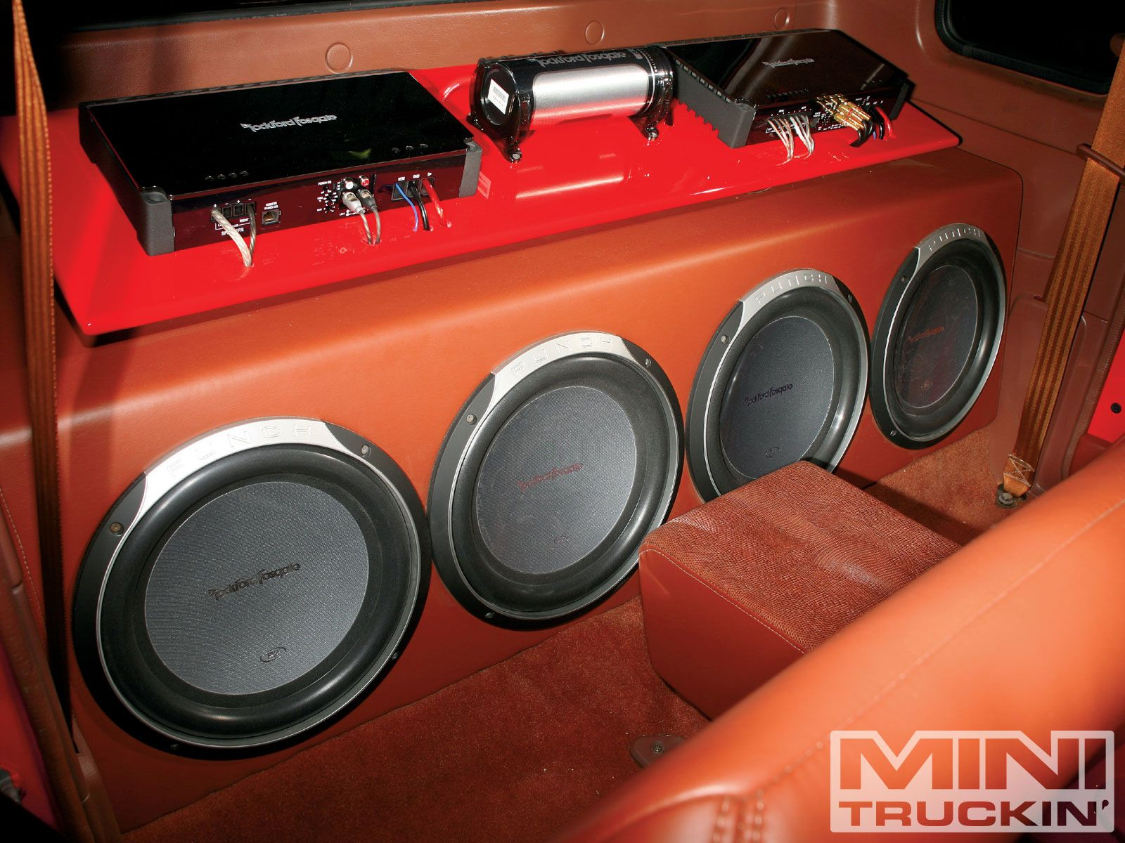 Cool Speaker Boxes 1992 mazda b2200 subwoofers   mazda b2200   pinterest   mazda, car