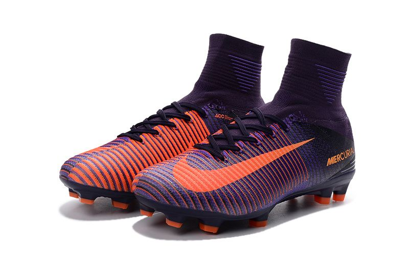 c60dc26fb Cheap Soccer Cleats · $89.00 - Nike Mercurial Superfly V FG Purple Dynasty/Bright  Citrus/Hyper Grape