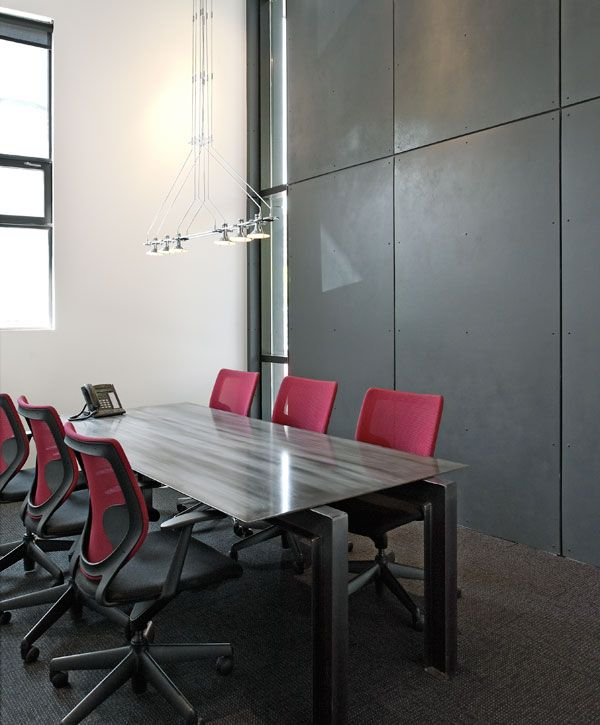 LEMAYMICHAUD Montreal Architecture Interior Design Corporate Office Meeting Room