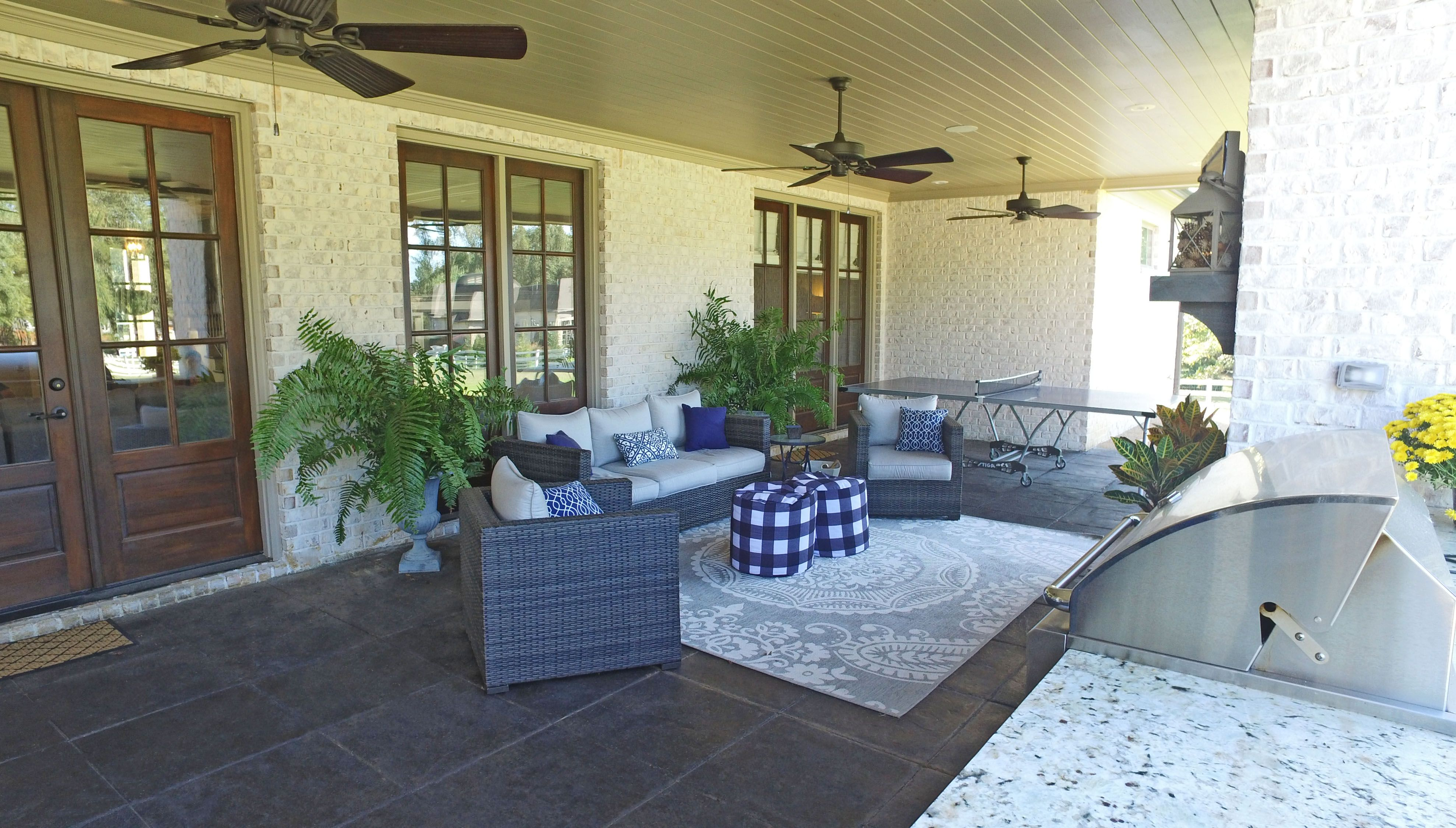 Pin By Regency Homebuilders On Regency Outdoor Living Building A House New Homes My Dream Home