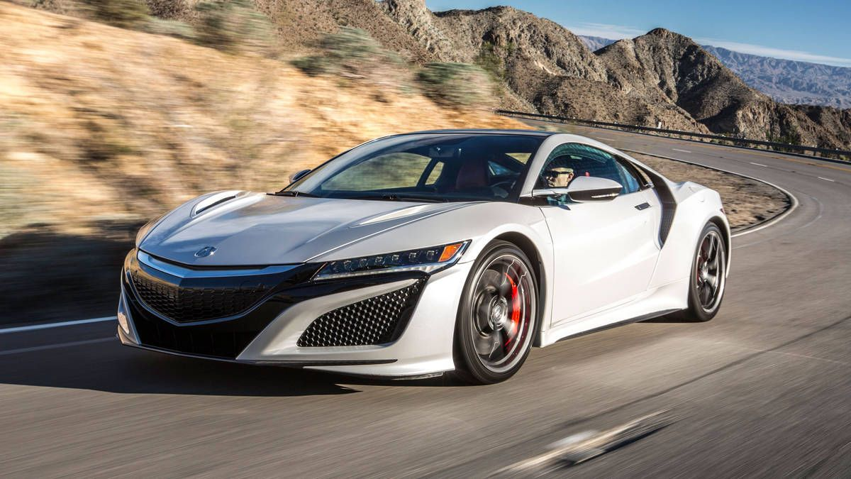 Acura Nsx To Get Diffe Versions Including A Type R And All Electric
