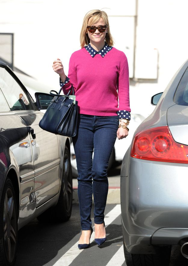 3. Reese Witherspoon Spotted Out For Lunch In Brentwood, California | The Most Fab And Drab Celebrity Outfits Of The Week