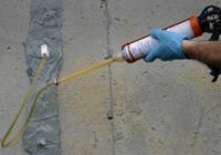 Concrete foundation crack repair systems and low pressure epoxy and do it yourself foundation concrete crack wall repair kits kits allow foundation crack repair without digging using low pressure polyurethane foam and epoxy solutioingenieria Images