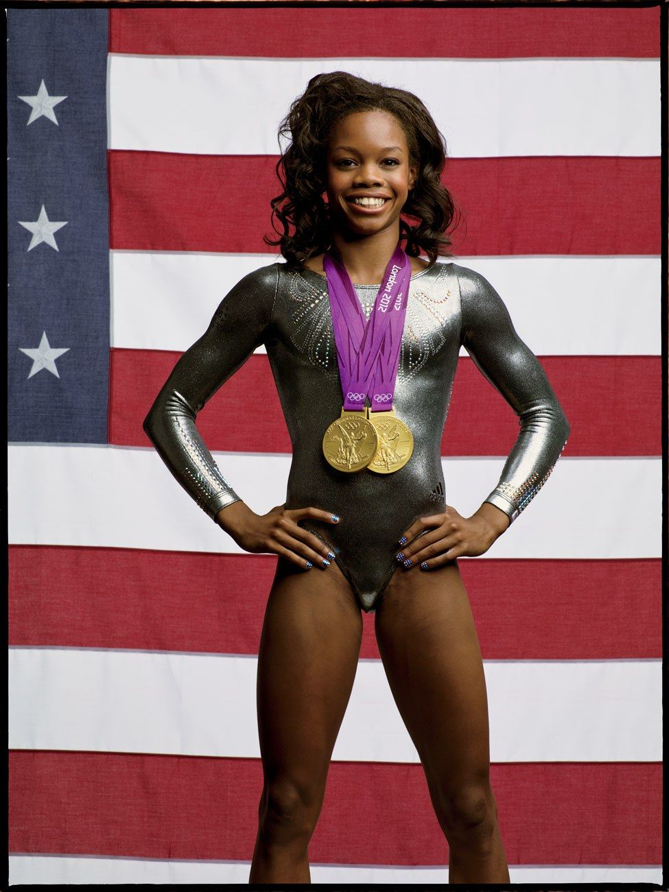"Gabby Douglas Was Told to ""Get a Nose Job"" by Early ..."