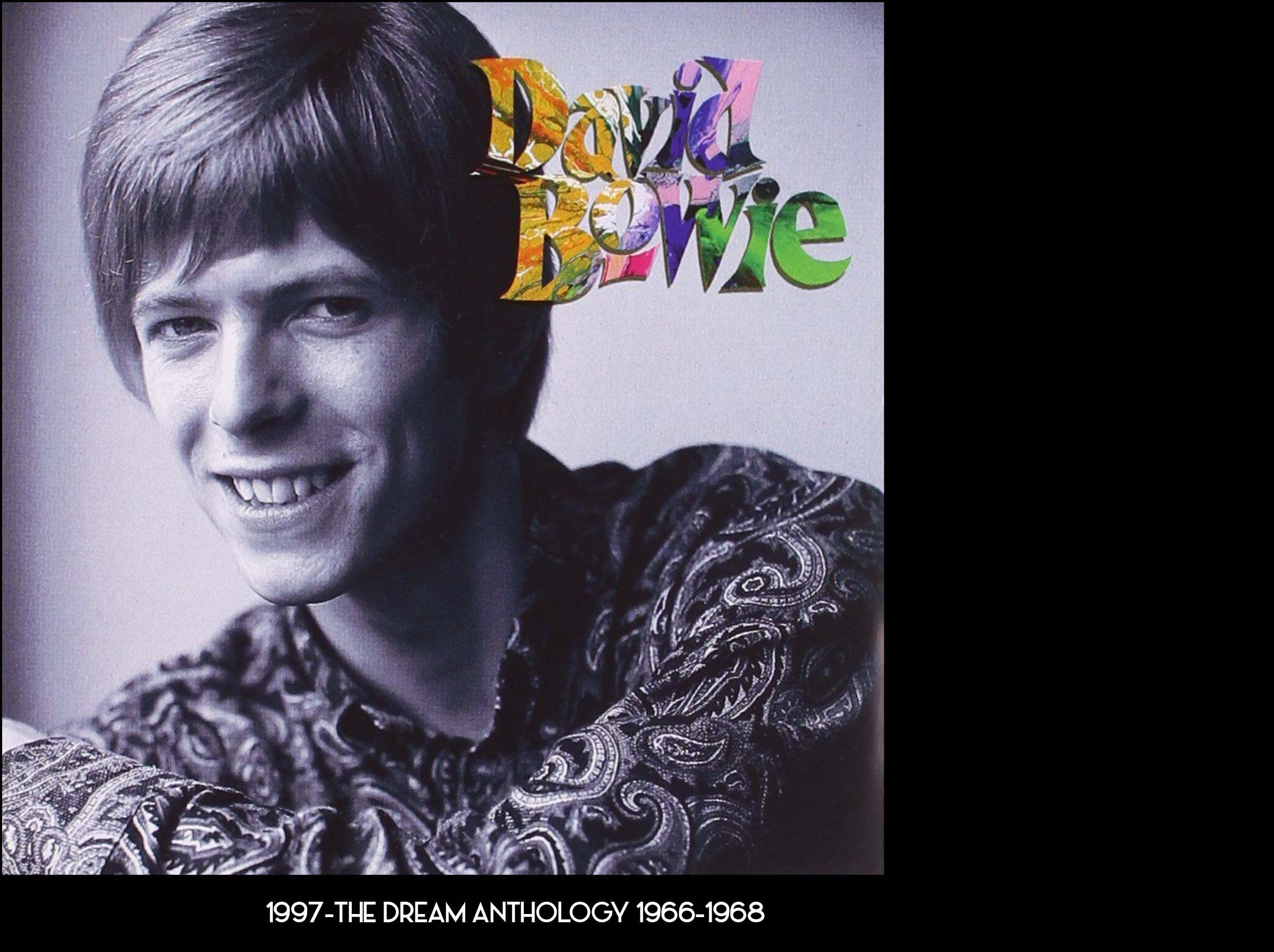 DAVID BOWIE 1997 - THE DREAM ANTHOLOGY 1966/1968