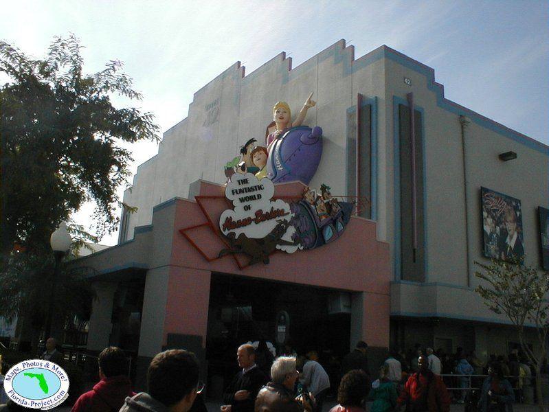Universal Orlando - Universal Studios Florida - Production ...