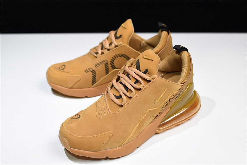 "51f4875c6fff Nike Air Max 270 Flyknit ""Wheat"" AH8060-003"