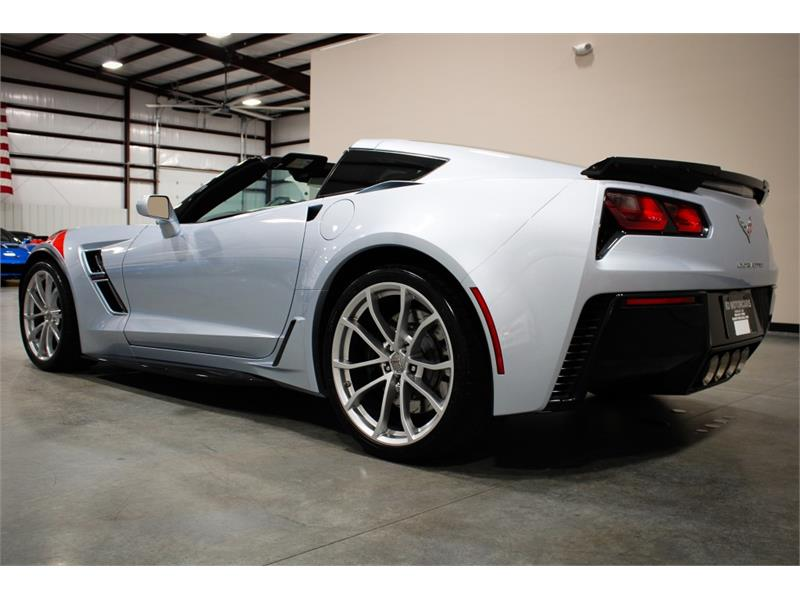 2017 Corvette Coupe For Sale In South Carolina Gorgeous Sterling Blue Grand Sport In 2020 Chevy Corvette For Sale Corvette For Sale Corvette