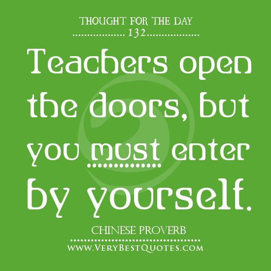 Welcome Quotes For Teachers Day: Thought For The Day Http://bit.ly/1pfEyHR
