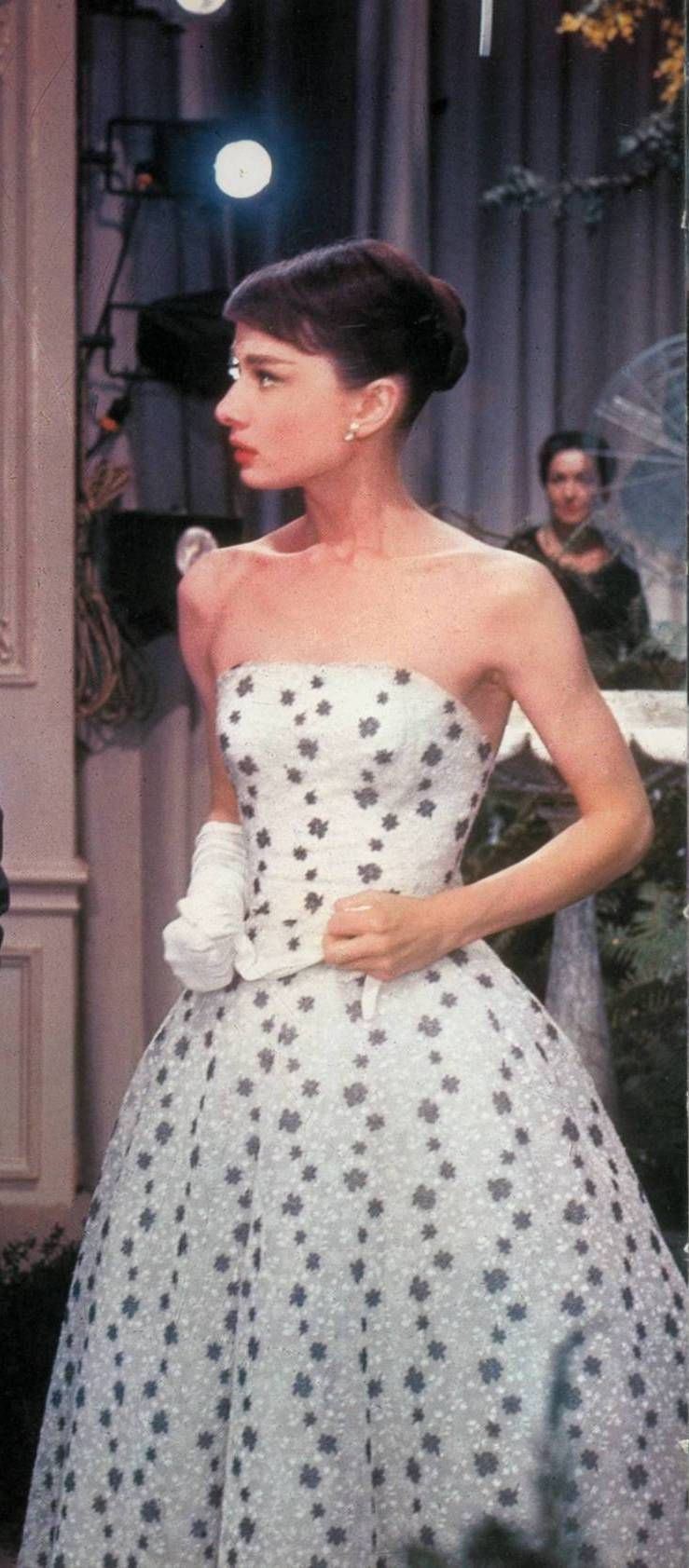Audrey Hepburn In Funny Face The Dress Audrey Hepburn Dress