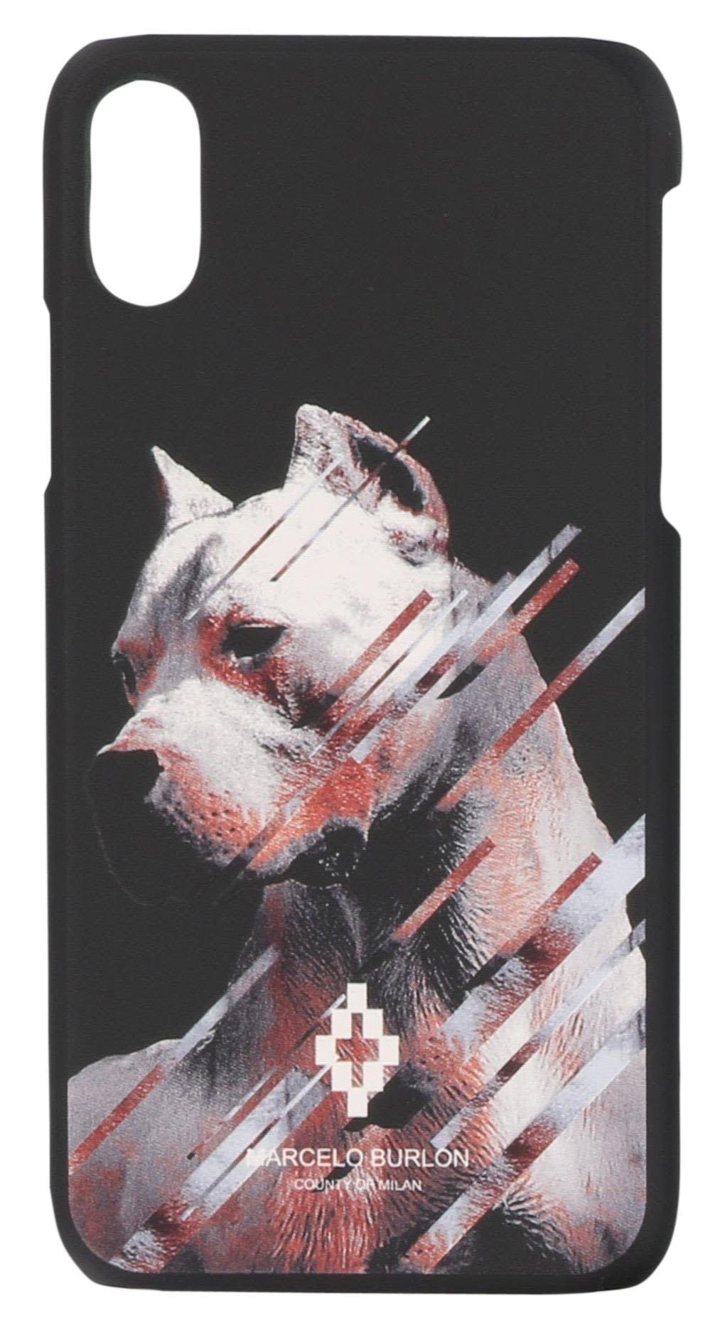 sale retailer 35c8f 8aa5e MARCELO BURLON COUNTY OF MILAN DOG IPHONE 8 COVER ...