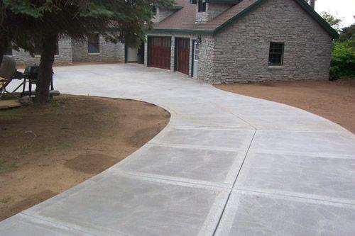 17 best images about concrete driveways on pinterest driveway