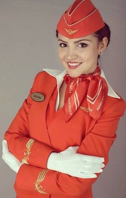 Air Stewardess.
