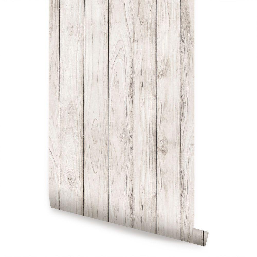 Wood Peel And Stick Wallpaper Walmart Com Wood Wallpaper White Wood Wallpaper Peel And Stick Wood