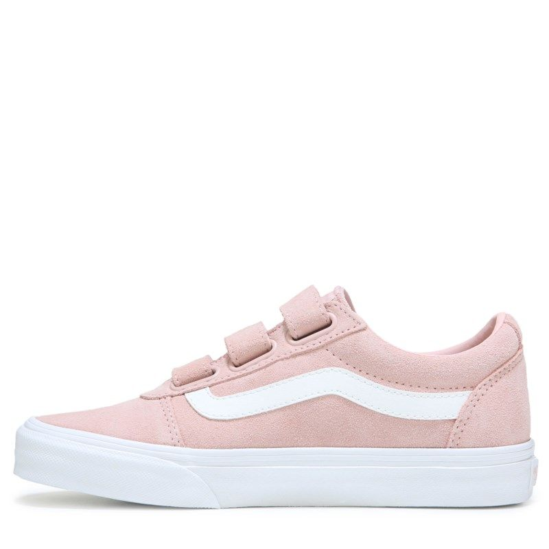 88e55b0c9c7c Vans Women s Ward Velcro Sneakers (Evening Sand)