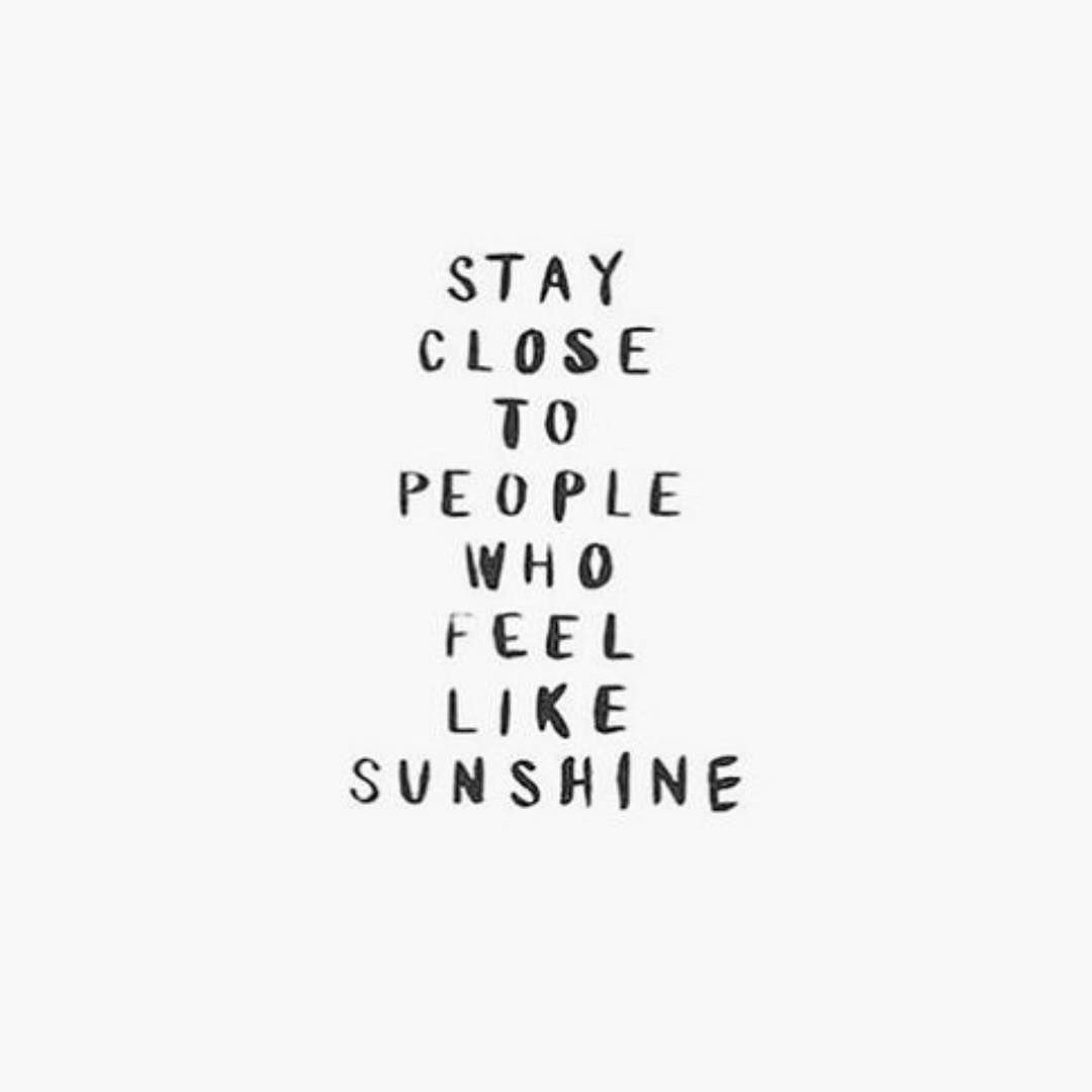Sunshine. Words to live by @simplystyledart