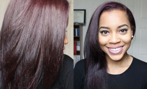 How to Get Your Natural Hair Color Back after Dying | Hair ...