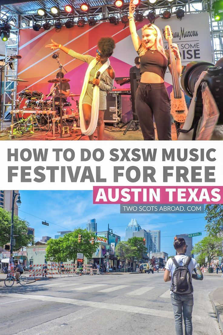 Austin Music Festival 2020.Ultimate Sxsw Guide How To Do It For Free In 2020 Austin