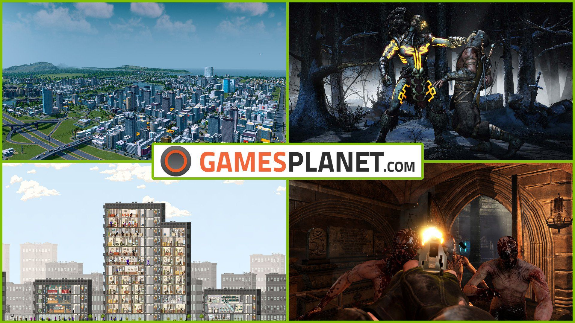 Get Great Games At A Discount In The Gamesplanet Spring Sale With Images Metro Last Light Spring Sale Creative Assembly