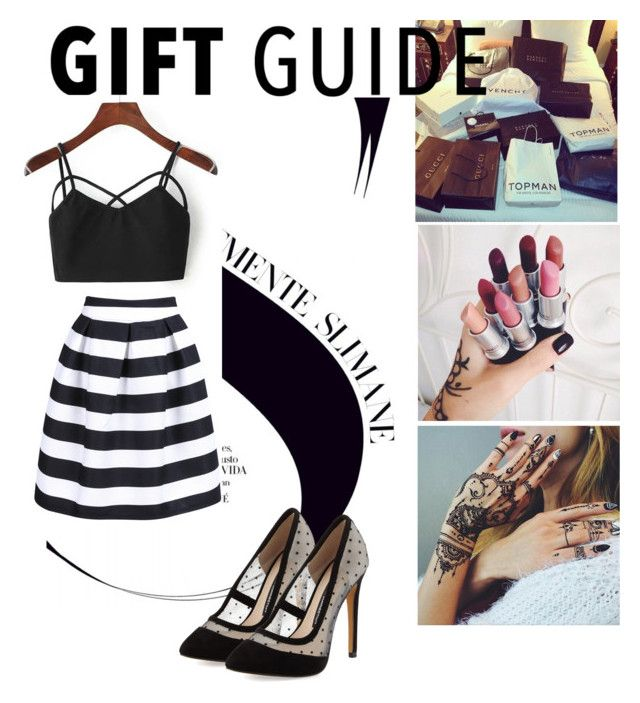 """""""Gift Guide: Best Friend"""" by slim-thick ❤ liked on Polyvore featuring French Connection"""