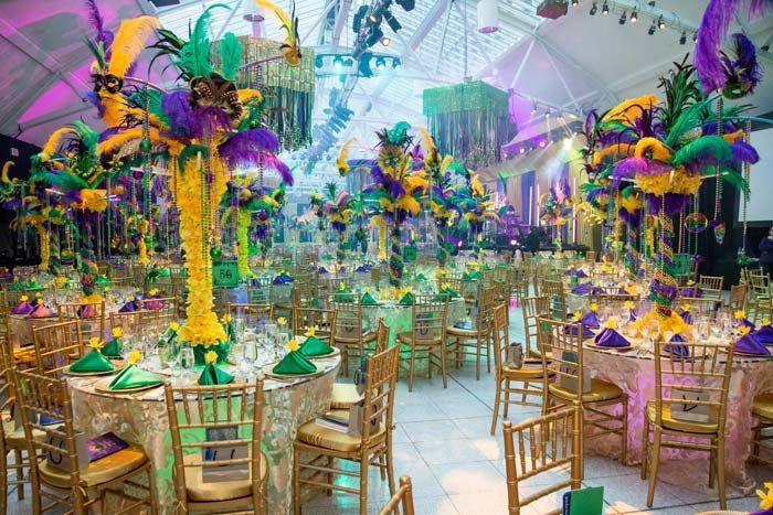 Mardi Gras Ball Decorations Daffodil Ball  Masquerade Ball Party Ideas  Pinterest