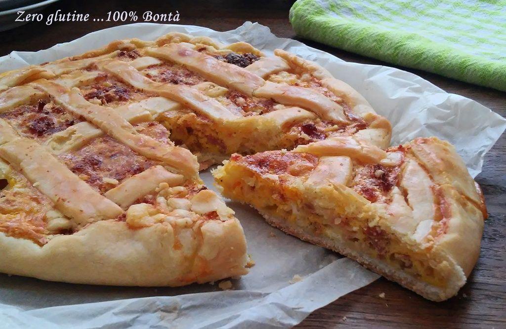 Torta salata con salumi pizze co blogger riunite food gluten free e gluten - Porno dive italiane gratis ...