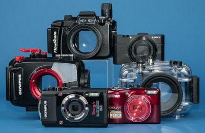 Choosing a Underwater Camera and Housing, Part 1: Camera Considerations Optical Ocean Sales Blog