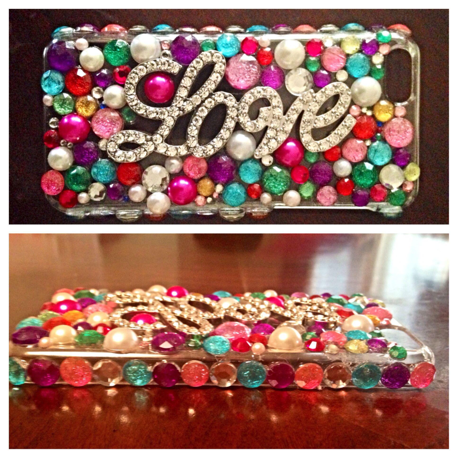 New iPhone 5c case :) #Love