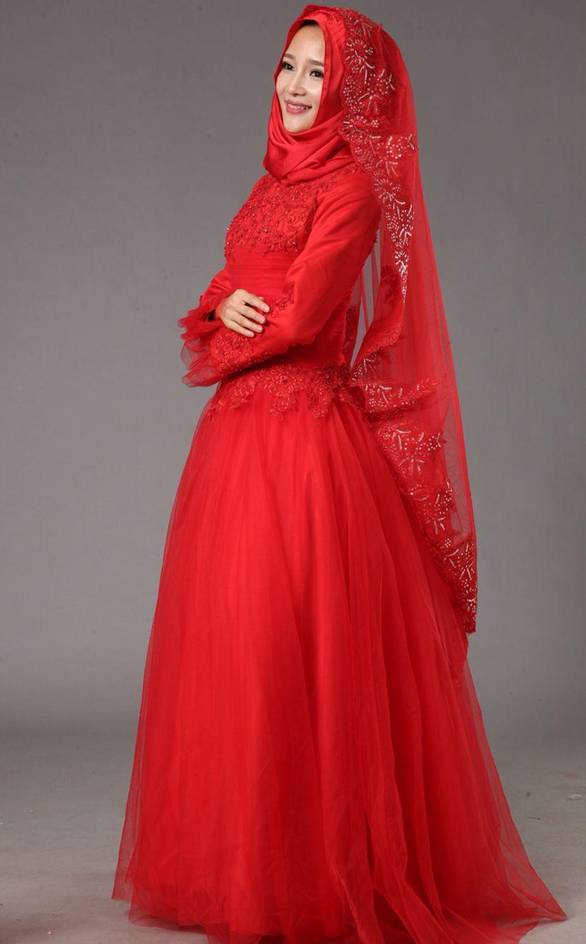 Muslim wedding dress itaguna muslim wedding dress pinterest