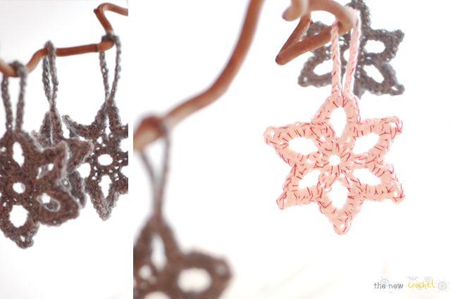 el nuevo crochet: Decoración de Navidad (+ patrón)