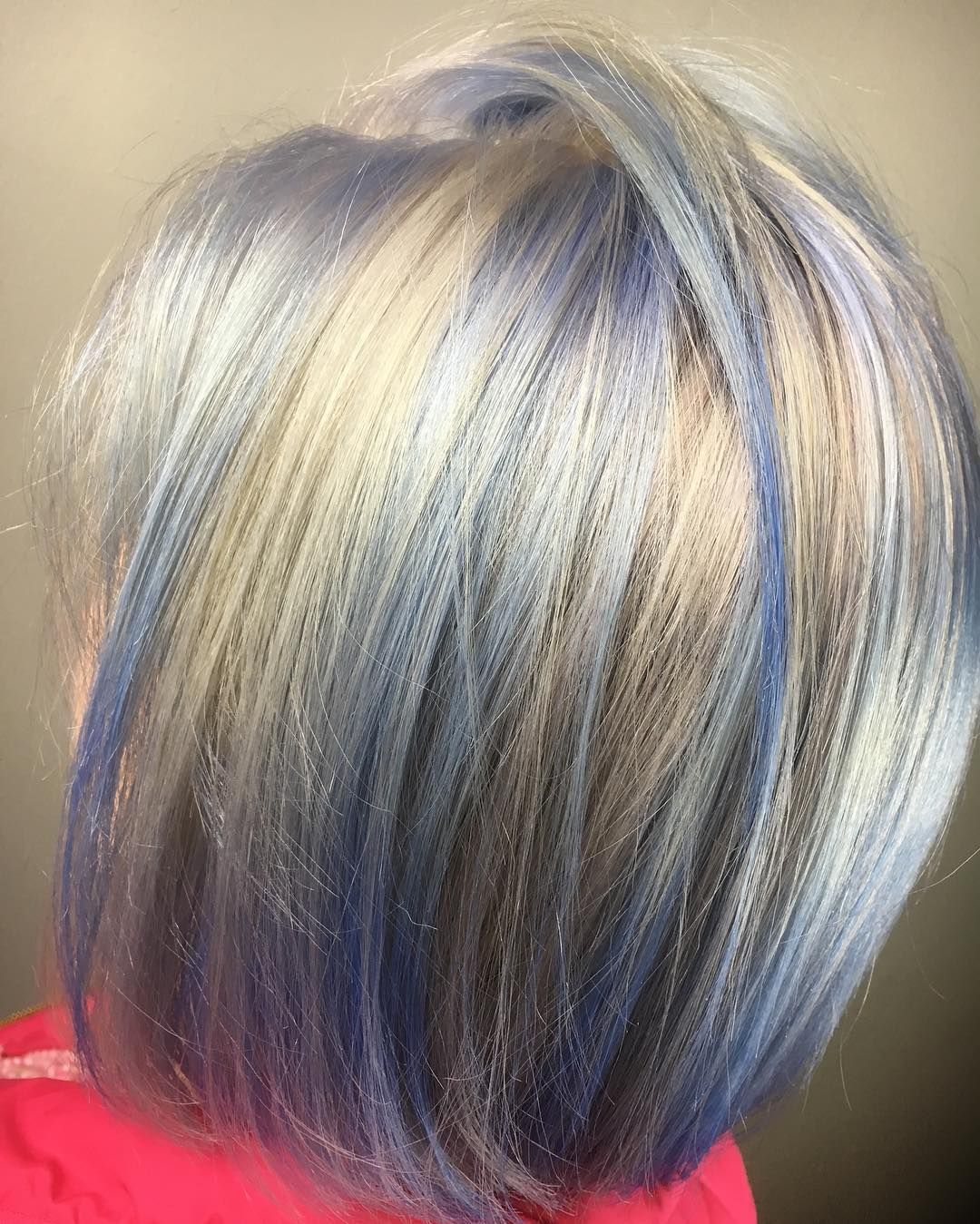 Opalescent and steel pop xg color by Hannah | Splat Instagram ...