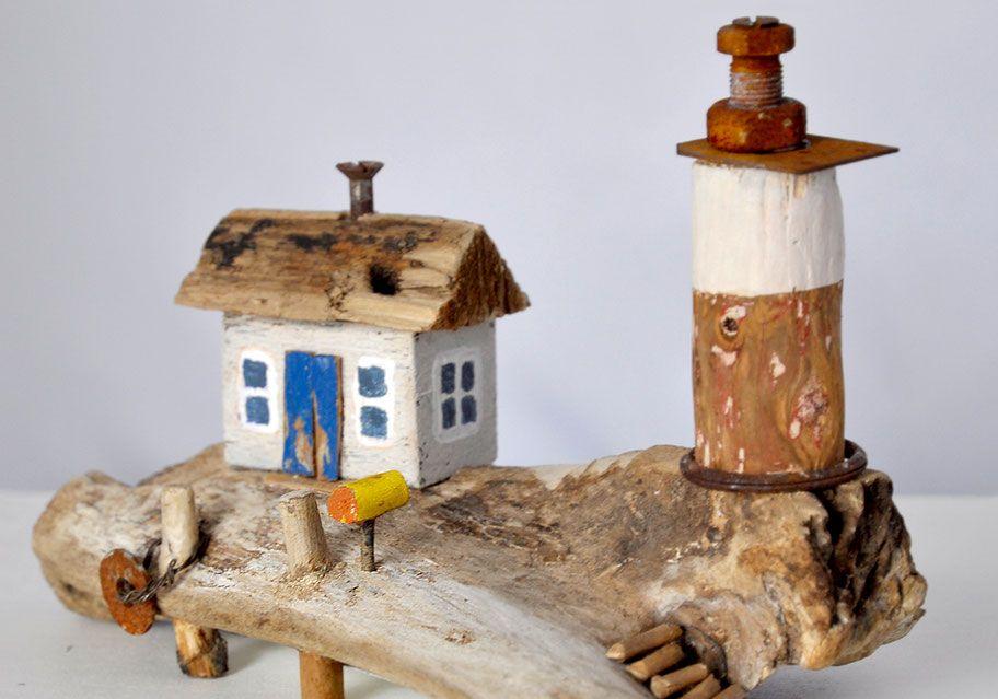 Christine Grandt - Treibholzkunst: Maritime Geschenke, Design, Kunst ...