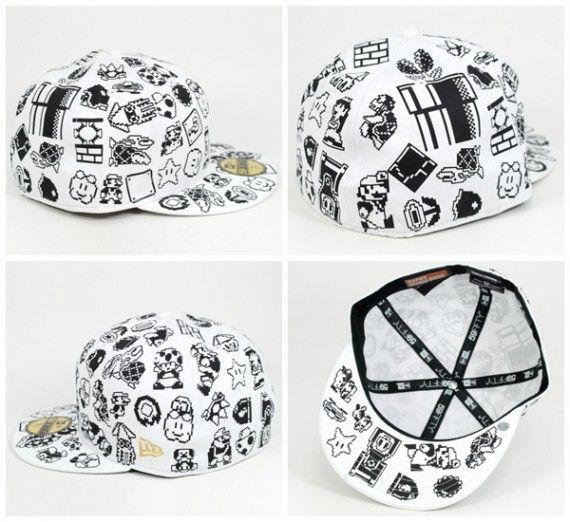 6f1c99594025d New Era x Nintendo - Super Mario Bros. Collection   Caps   Hats ...