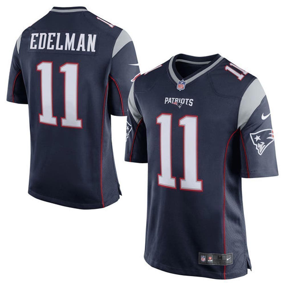 Limited Nike Julian Edelman New England Patriots On Field Jersey Xl 678406 424 New England Patriots Game Jersey Patriots Nfl New England Patriots