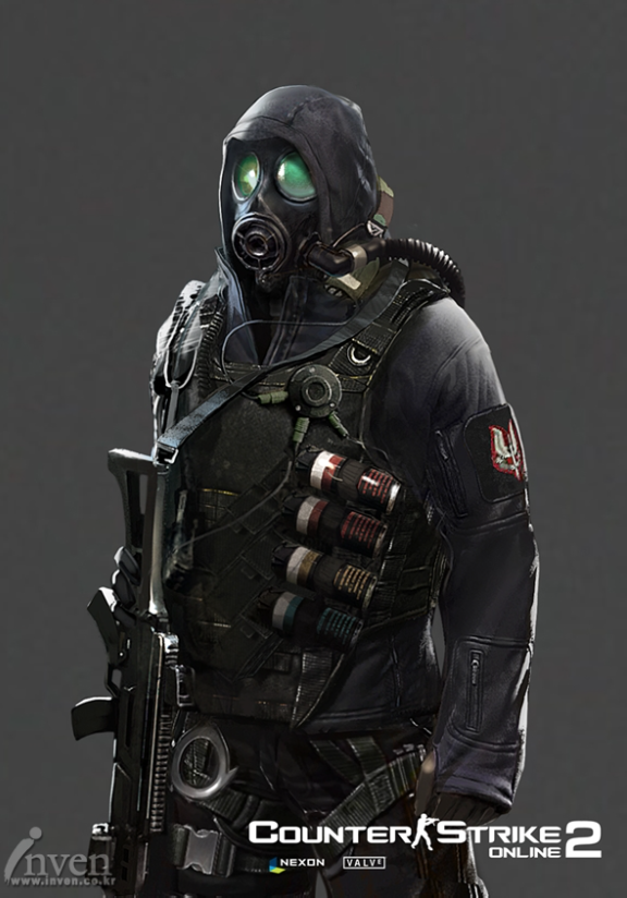 Counter Strike Concept Art