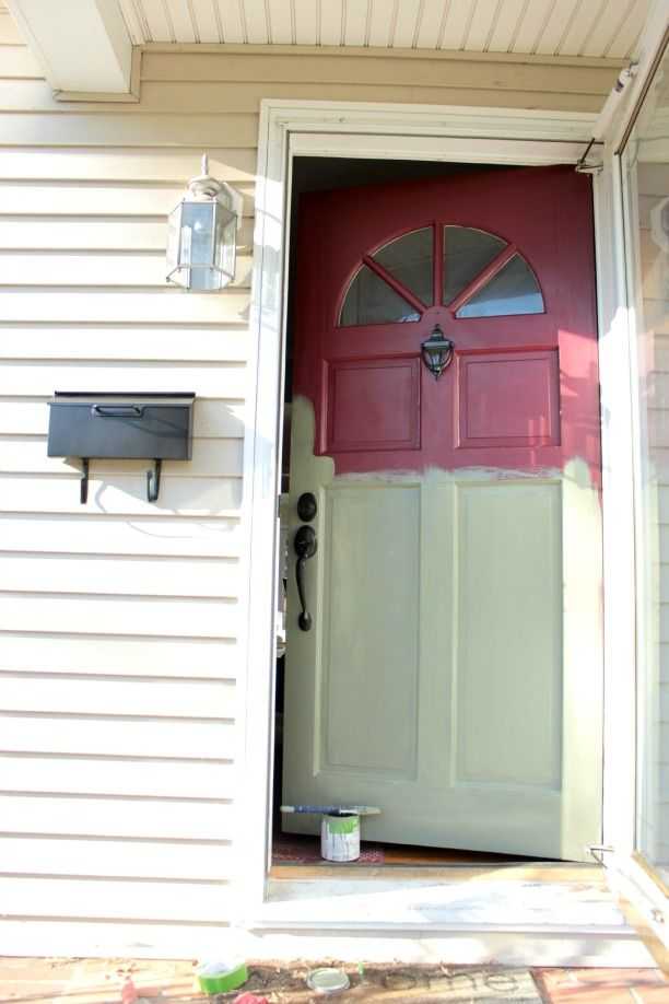 Create Instant Curb Appeal With A Fresh Front Door Look! Part 15