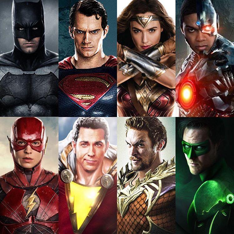 Evencio Ruiz บน Instagram New The Justice League 2 Vs The Legion Of Doom Justiceleague2 Dceu Avengers Vs Justice League Dc Comic Costumes Justice League