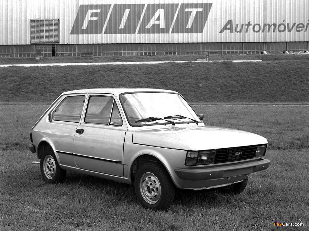 Images Of Fiat 147 1981 87 With Images Fiat Concept Cars Image
